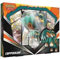 POKEMON V COPPERAJAH BOX