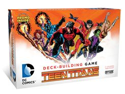 DC COMICS TEEN TITANS