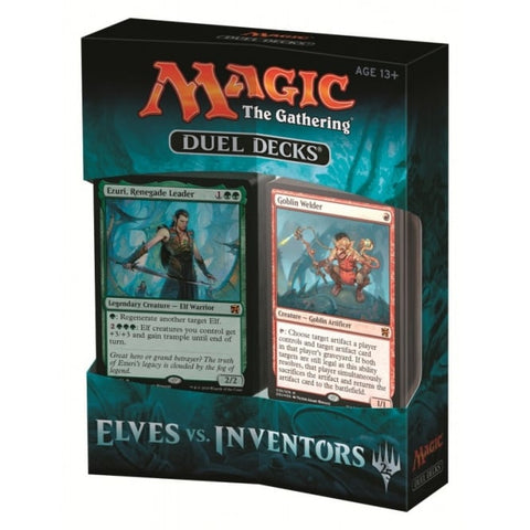 MAGIC DUEL DECKS ELVES/INVENT