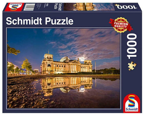 REICHSTAG, BERLIN 1000PC PUZZLE