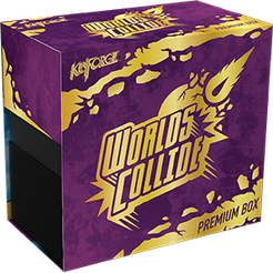 KEYFORGE:WORLDS COLLIDE PREMIUM BOX