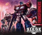 Transformers Trading Card Game - Booster Pack - War for Cybertron: Siege 1