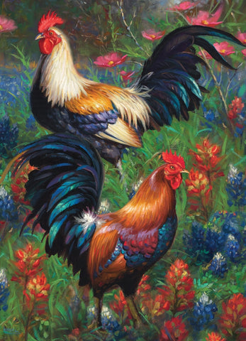 1000 ROOSTERS