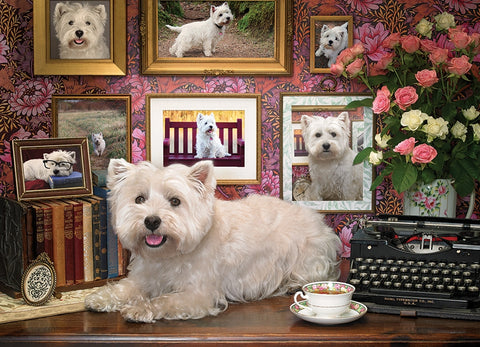 1000 WESTIES ARE MY TYPE
