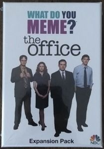 WHAT DO YOU MEME THE OFFICE EXP PACK
