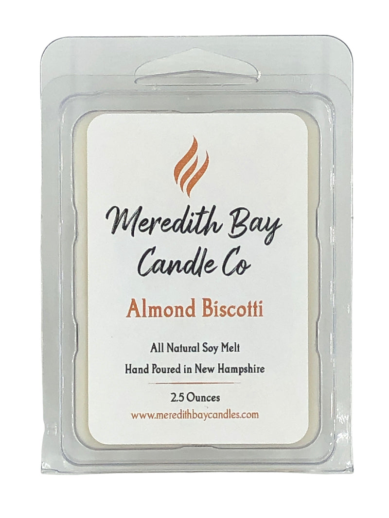 Almond Biscotti Wax Melt Wax Melt Meredith Bay Candle Co