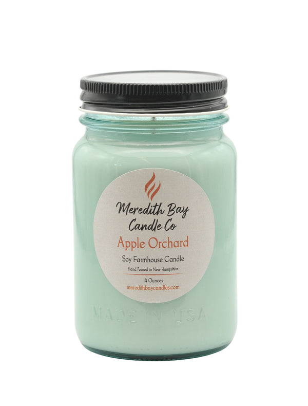 Apple Orchard Soy Candle Soy Candle Meredith Bay Candle Co