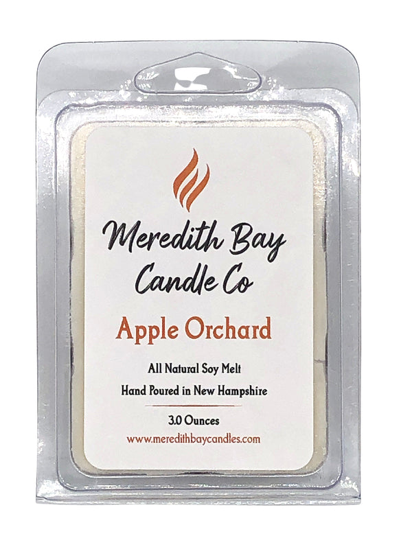 Apple Orchard Wax Melt Wax Melt Meredith Bay Candle Co