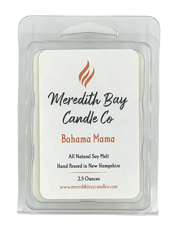 Banana Nut Bread Wax Melt Wax Melt Meredith Bay Candle Co