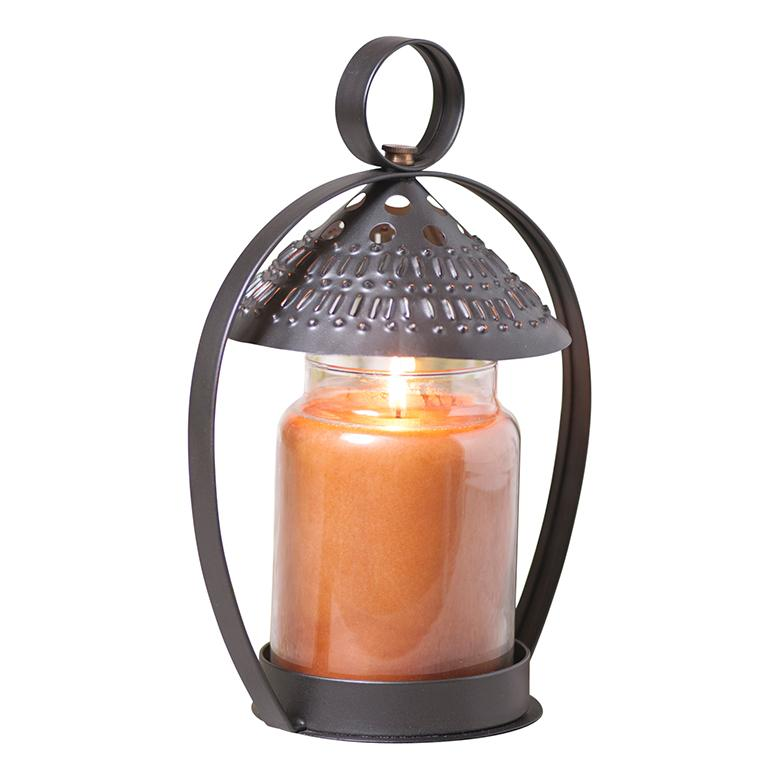 Canopy Candle Holder Wax Warmer Irvins Tinware