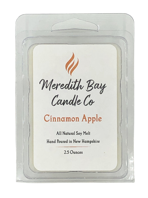 Cinnamon Apple Wax Melt Wax Melt Meredith Bay Candle Co