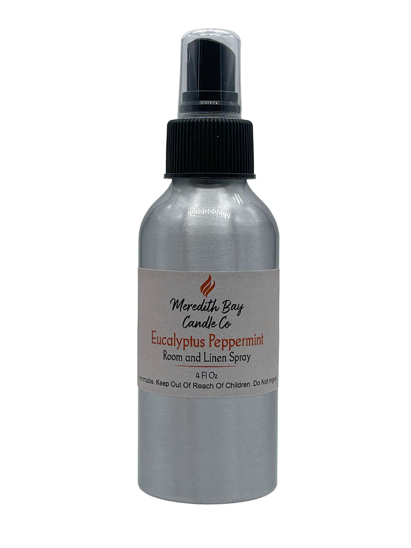Eucalyptus Peppermint Room & Linen Spray Room & Linen Spray Meredith Bay Candle Co