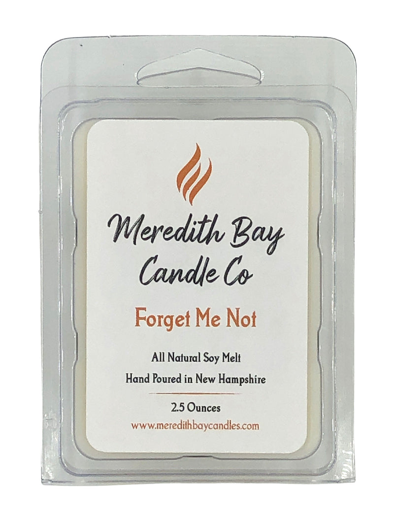Forget Me Not Wax Melt Wax Melt Meredith Bay Candle Co