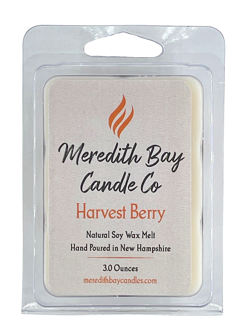 Harvest Berry Wax Melt Wax Melt Meredith Bay Candle Co
