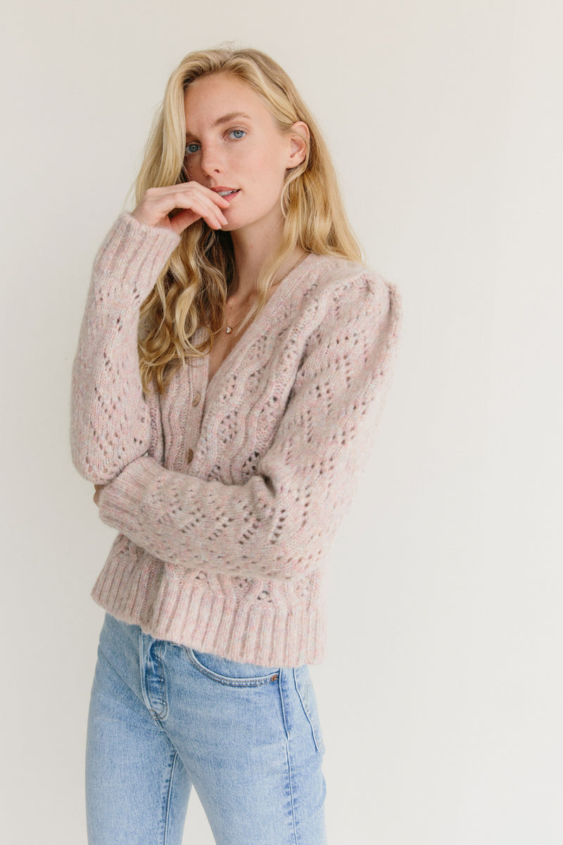 The Ruthie Cardigan