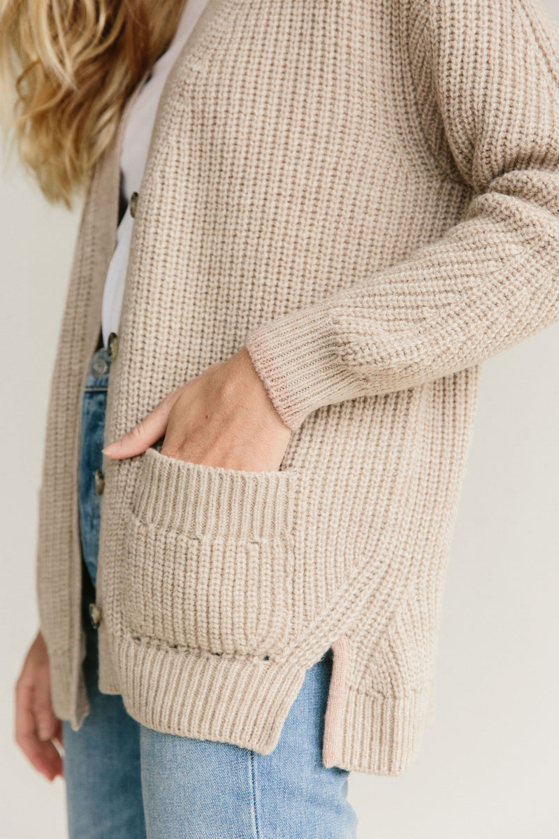 The Stephanie Cardigan