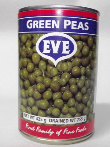 EVE GREEN PEAS 425G