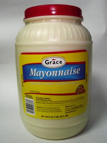 GRACE MAYONNAISE 3.78L