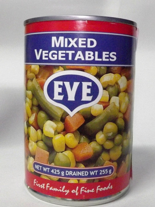 EVE MIX VEGETABLES 425G