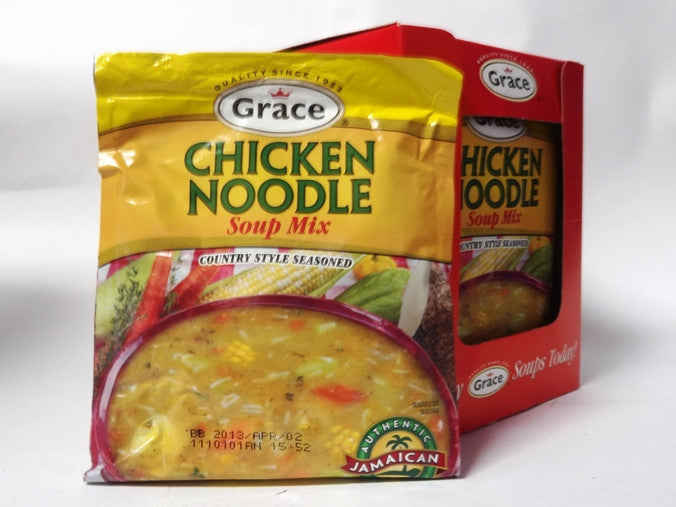 GRACE CHICKEN NOODLE 60G