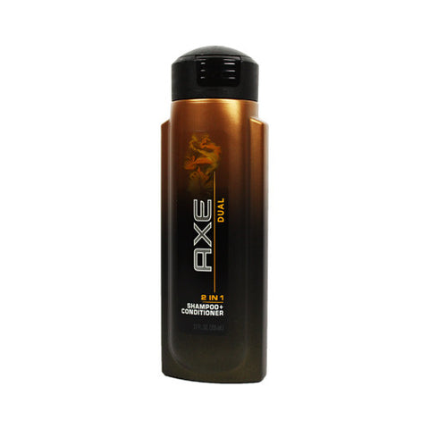 AXE 2N1 SHAMPOO & CONDITIONER 355ML