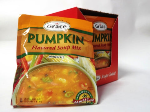GRACE PUMPKIN BEEF SOUP 50G
