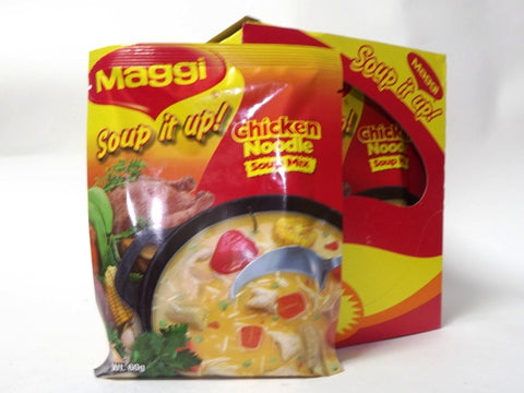 MAGGI SOUP-IT-UP CHICKEN NOODLE 1X12X50G