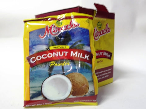 MIRACLE COCONUT MILK POWDER 12X50 G
