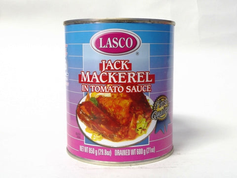 LASCO JACK MACKEREL 850G