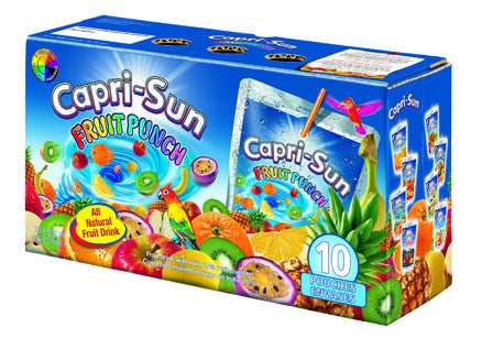 CAPRI-SUN MYSTIC DRAGON 200ML (10 PACK)
