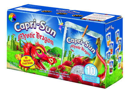 CAPRI-SUN ORANGE 200ML (10 PACK)