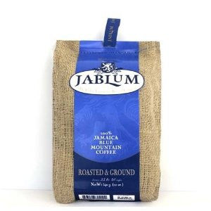 JABLUM BLUE MOUNTAIN COFFEE ROASTED & GROUND 340 G