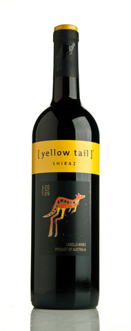 YELLOW TAIL SHIRAZ CASELLA WINE 750 ML