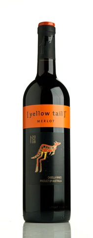 YELLOW TAIL MERLOT 750 ML