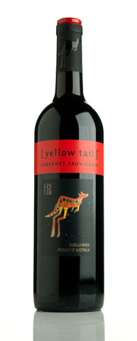 YELLOW TAIL CABERNET SAUVIGNON WINE 750 ML