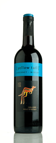 YELLOW TAIL CABERNET- MERLOT 750 ML