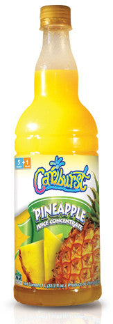CARIBURST PINEAPPLE JUICE CONCENTRATE 1LT