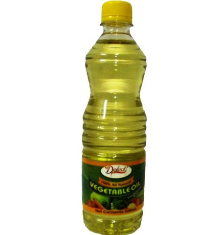 DELECT VEGETABLE OIL 500ML
