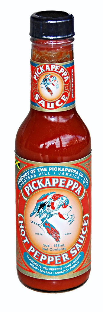 PICKAPEPPA HOT SAUCE 142ML