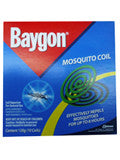 BAYGON MOSQUITO COILS 10