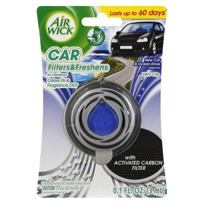 AIRWICK CAR FILTERS & FRESHENERS C/LAGOON 3ML