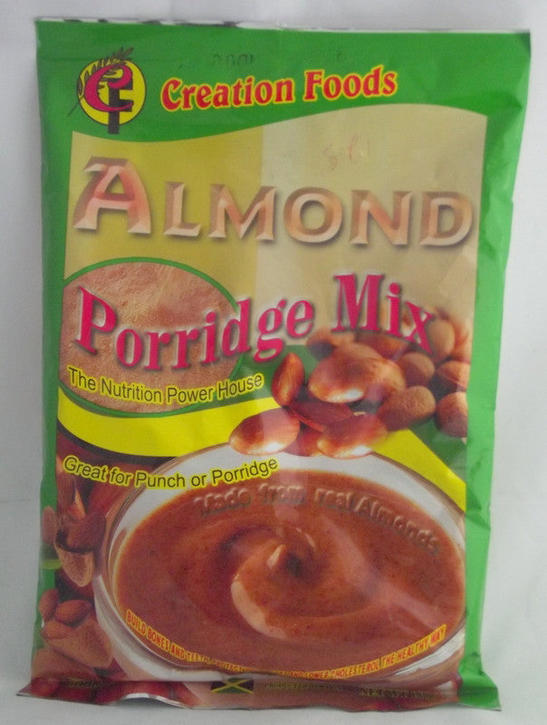 CREATION FOODS ALMOND PORRIDGE MIX 150 G