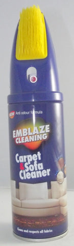 EMBLAZE CLEANING: CARPET & SOFA CLEANER 400 ML