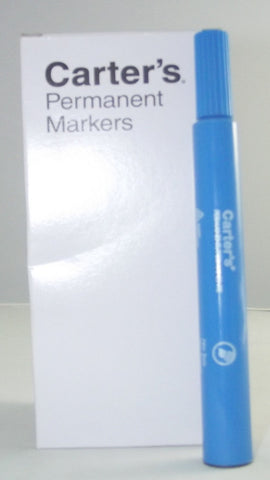 CARTER MARKERS - JUMBO (ASSORTED)