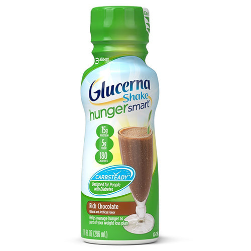 GLUCERNA HUNGER SMART CHOCOLATE 296ML
