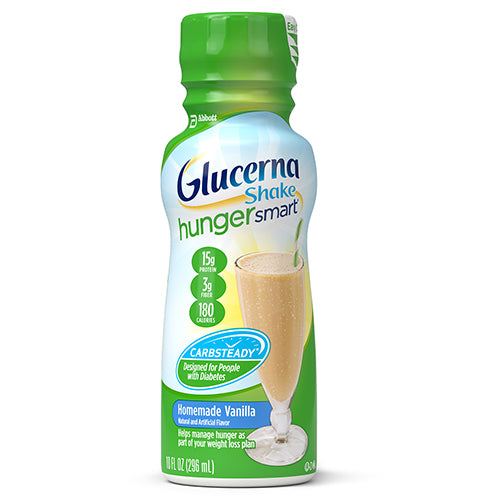 GLUCERNA HUNGER SMART VANILLA 296ML