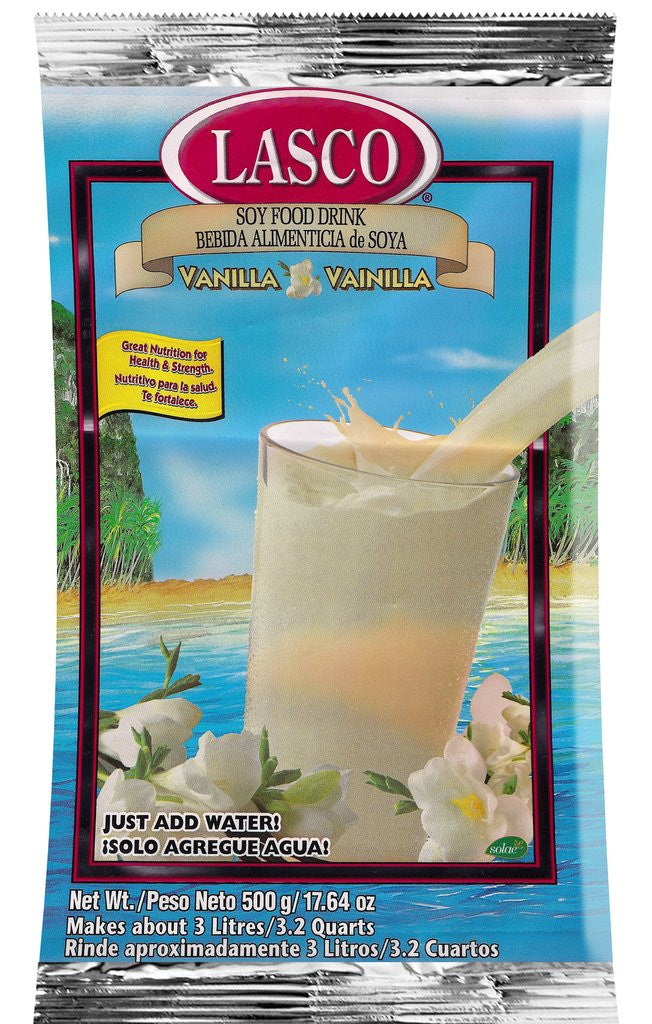 LASCO SOY FOOD DRINK VANILLA 120 G