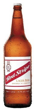 RED STRIPE BEER 1 LITRE