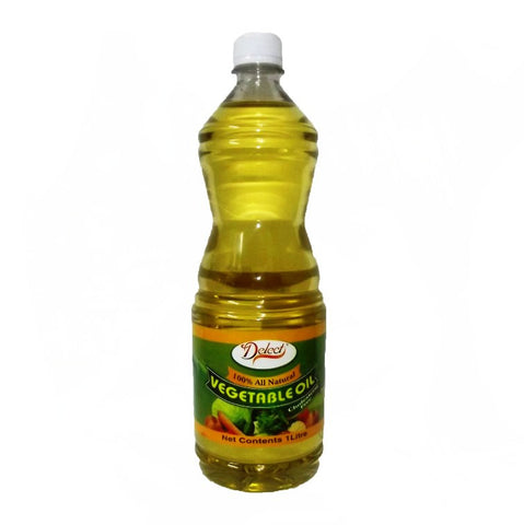 DELECT VEGETABLE OIL 1LT