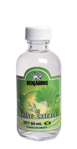 BENJAMINS ANISE EXTRACT 60ML
